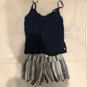 Rory Outfit - shorts & top